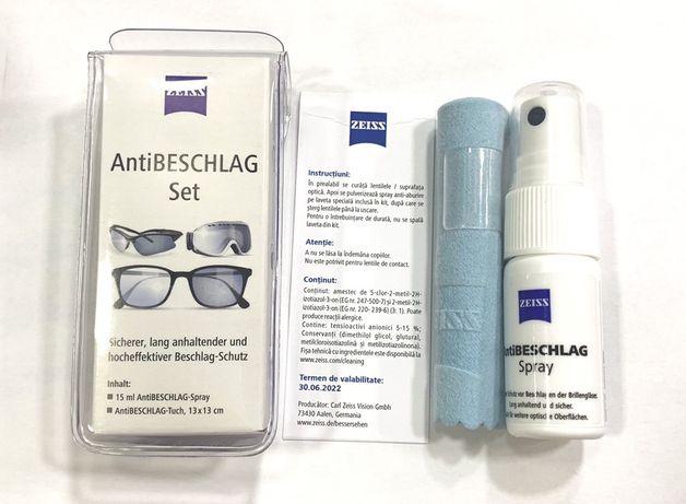 Kit Zeiss Anti-Aburire/ Solutie zeiss anti aburire/Zeiss anti fog