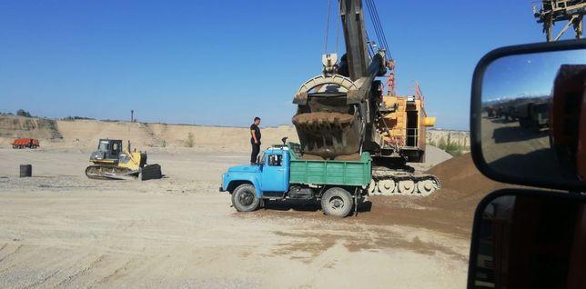 Зил доставка Алматы и пригород возим все сникерс песок камни глина отс