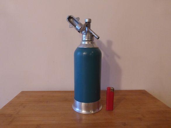 Сифон за газирана вода сода