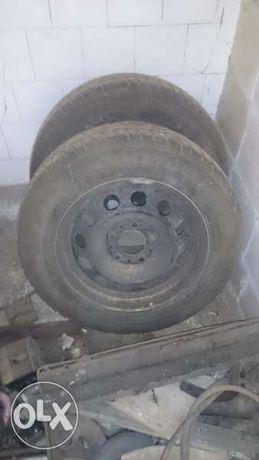 Джанти 4бр. и гуми от BMW 15'