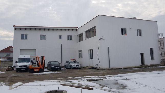 Dau în chirie hală / hale, spații de depozitare în Câmpia Turzii