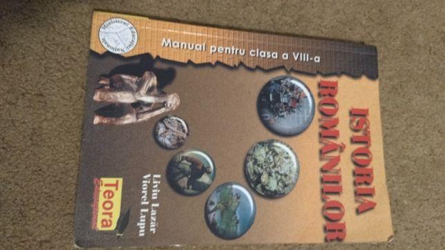 Manual Istorie clasa 8