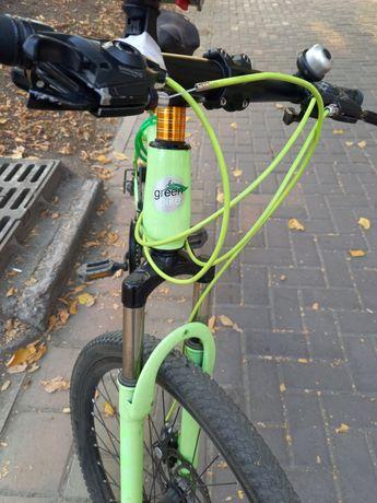 Велосипед-Green Bike