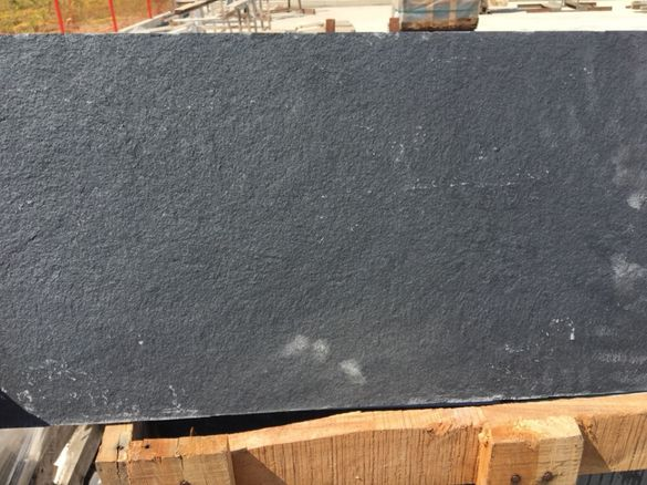 Черен гранит/камък за настилка и облицовка
