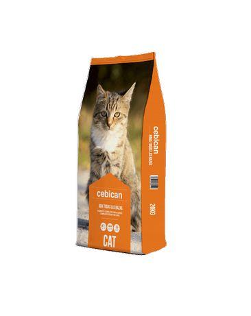 Hrana pisici, Cebican Cat mix 20kg, TRANSPORT GRATUIT