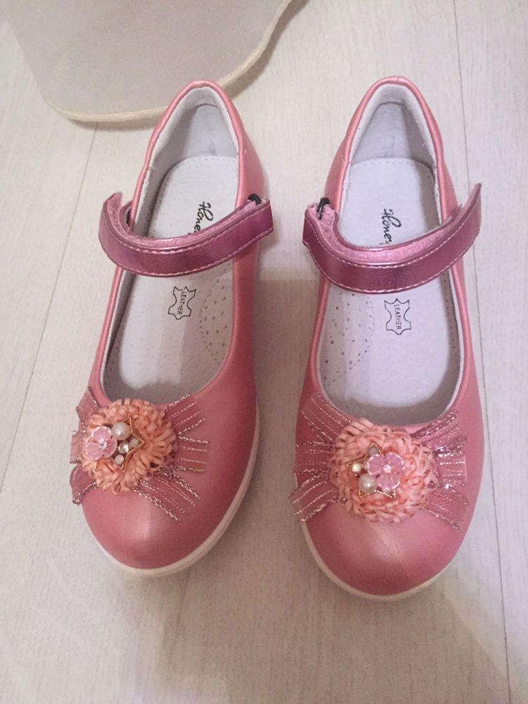 Новые туфли 29 размера
