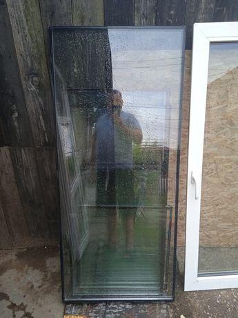 Uși de lemn cu toc geamuri fara toc