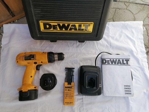 Винтоверт DeWALT - DW952