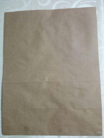 Крафт пакет, бумажный пакет