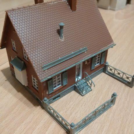Casa nr. 41 scara HO, KIBRI, FALLER, VOLLMER - Diorama - Trenulet