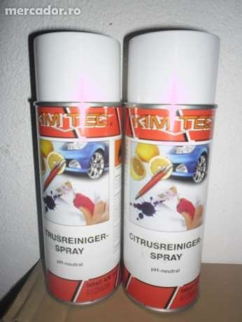 Spray curatat rest lipici.Spray dizolvat etichete si rest etichete