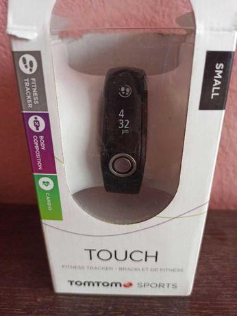 Чисто нова Фитнес гривна TOMTOM Touch с размер на каишката -S