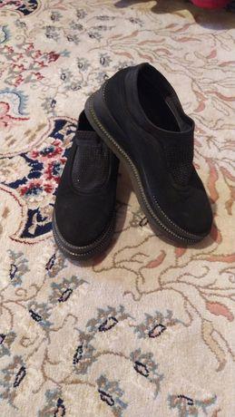 Туфли как ботинка
