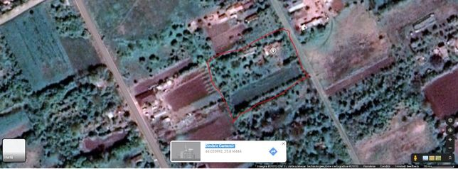 Vand casa batraneasca cu teren 3800mp sat Dimitrie Cantemir, Izvoarele