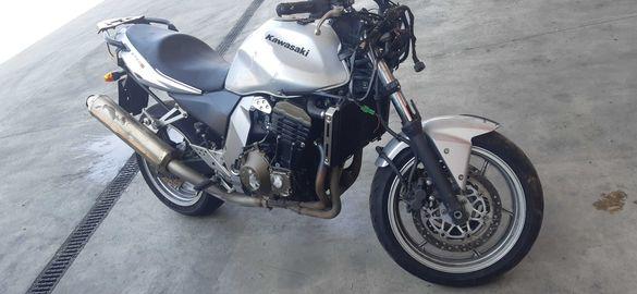 мотоциклет Кавазаки Z 750 s (Kawasaki Z 750 S -На части