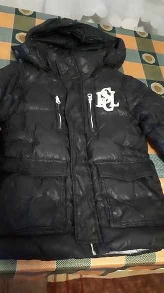 Продавам почти ново детско зимно яке