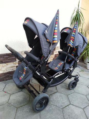 Детска количка за близнаци ABC Design