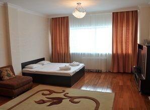Квартира посуточно Иманова 44 Жубанова, по часам