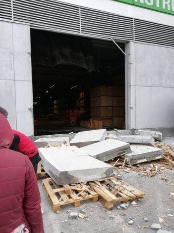Demolare, taiere, spargere pereti pentru goluri de usi sau ferestre