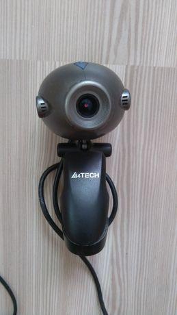 Уеб камера с вграден микрофон A4TECH