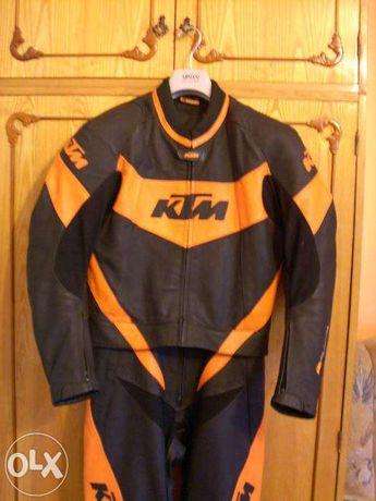 KTM Costum Piele Integral
