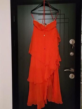 Оригинална дълга рокля Patrizia pepe