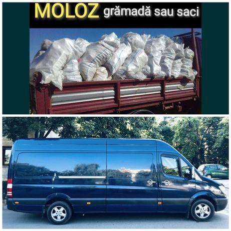 Transport moloz gunoi mobila pământ  / debaraseze moloz evacuez moluz