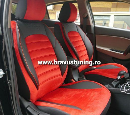 Huse scaun auto VELUR set complet  Audi, Passat,Opel,Duster,Mercedes