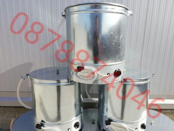 Електрически казан за варене на буркани компоти Стерилизатор