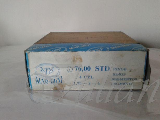 Segmenti set fi 76mm demotor D1310