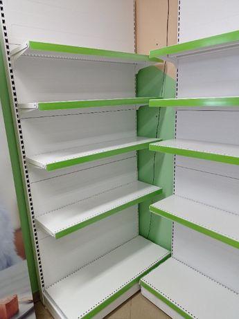 Крайстенни метални стелажи - НОВИ /налични на склад/