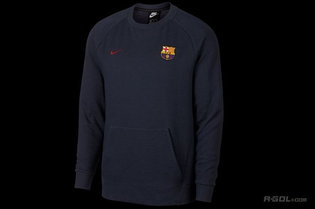 Bluza sport NIKE FC Barcelona - Marime S - Noua - Sigilata - Originala