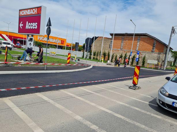 Asfaltari, reparatii bransamente utilitati, plombari cu asfalt