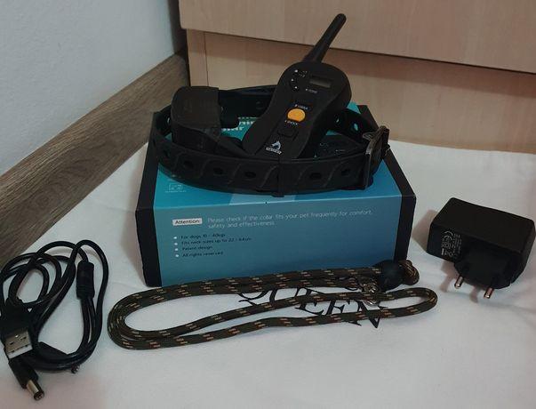 Zgarda electrica profesionala pentru dresaj Patpet