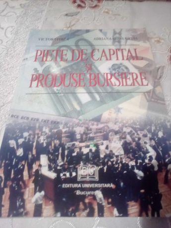 Piete de capital si produse bursiere, Victor Stoica
