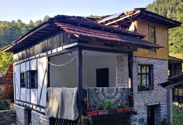Вила в Балкана за празниците