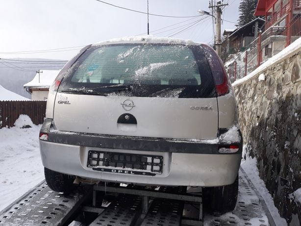 Arcuri bara faruri stopuri caseta direc Opel Corsa c 1.0 benzina piese
