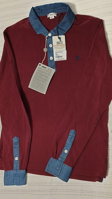 Bluza US Polo ASSN, Bumbac, S, ptr barbati