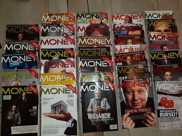 Set 32 bucăți revista MONEY EXPRESS martie 2011 - octombrie 2012.
