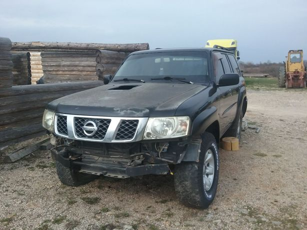 Dezmembrez Nissan Patrol 2005 2010