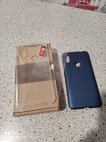 Vand 2 huse+folie sticla Xiaomi Redmi Note 6 Pro