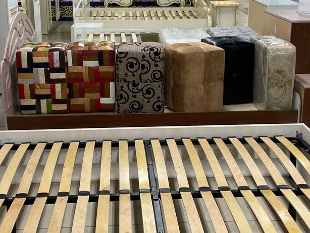 мебель со склада, пуфики