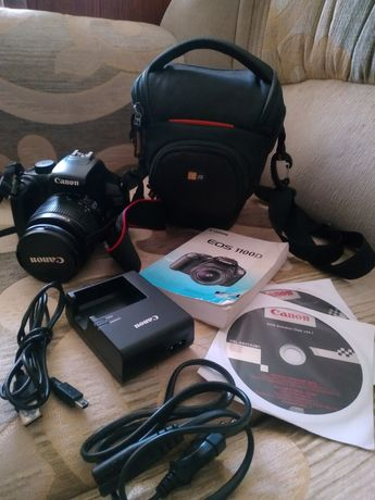 Фотоаппарат Canon EOS1100