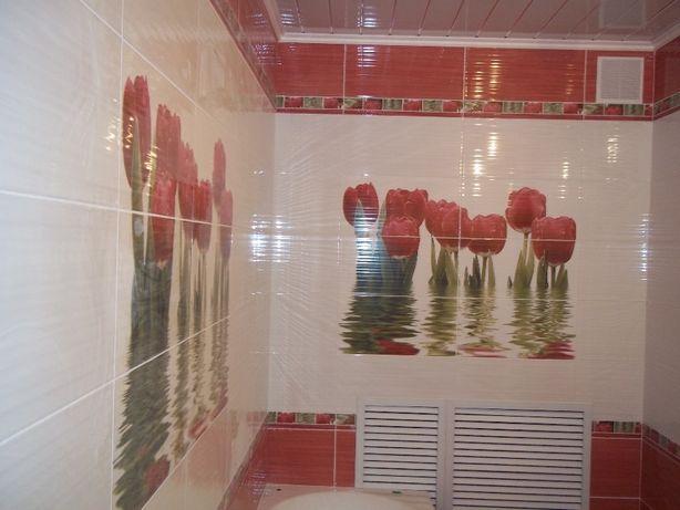 Ремонт квартир:кафель,гипсокартон,потолки,обои,ламинат и т.Качество.