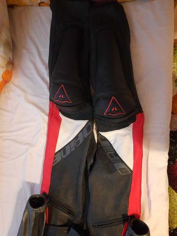 Мото костюм от две части