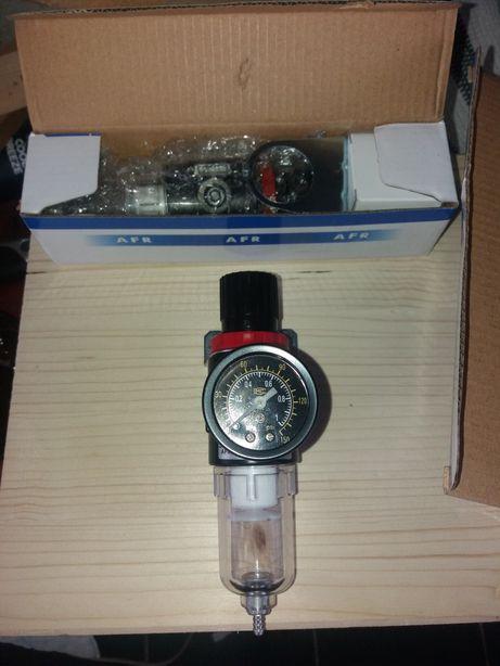 Baterie filtru aer comprimat