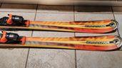 Карвинг ски Salomon Equipe и DYNASTAR Contact ST 10, 158 cm