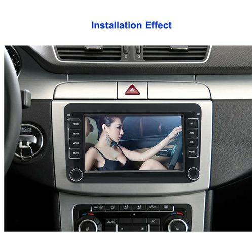 Мултимедия VW GOLF ГОЛФ 5/6 PASSAT ПАСАТ 6 POLO SKODA Seat dvd gps
