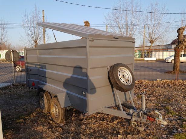 Inchiriere-remorca auto 750 kg