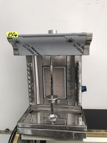 Дюнер машина с една горелка
